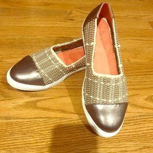 Taryn Rose Susanna loafers women's size 10.5 EUC